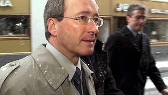 Markus Reinhardt (Archivbild) hat sich selbst erschossen