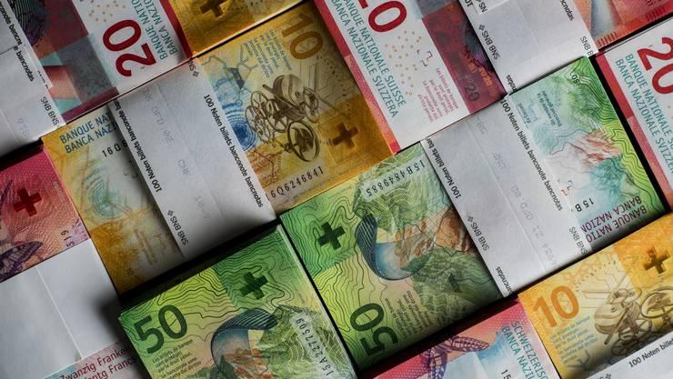 Der hohe Milliardengewinn kam vor allem dank dem guten Anlageergebnis der Sozialversicherungen zu Stande.