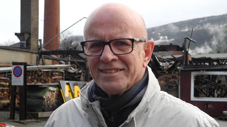 Roland Stampfli, Balsthaler Gemeindepräsident