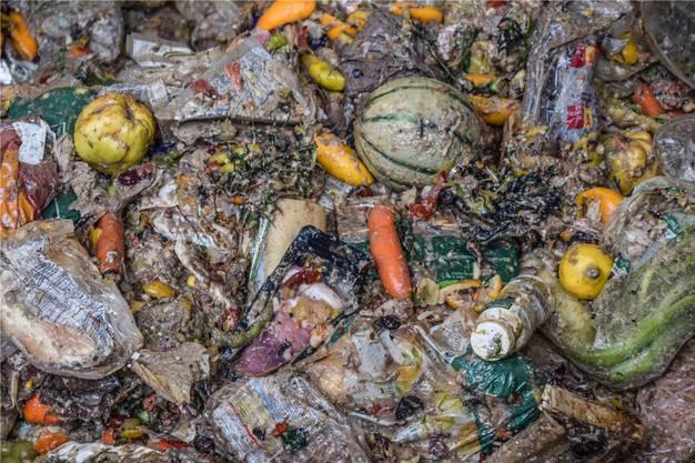 Die Plastikverpackungen werden gar nicht erst aussortiert.