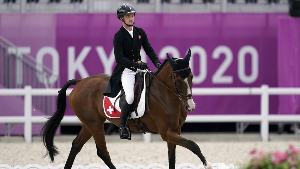 Schweizer Olympia-Pferd «Jet Set» musste eingeschläfert werden
