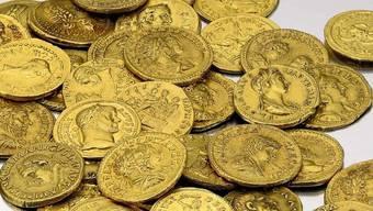 Die UBS hält Gold für nicht mehr krisensicher (Symbolbild)