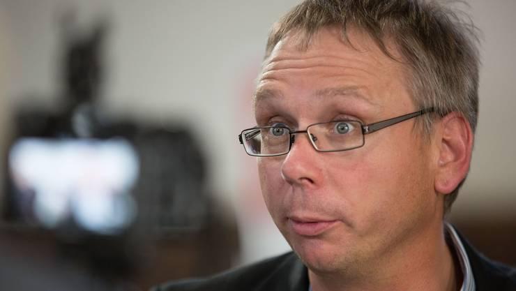 BDP-Präsident Markus Dietschi