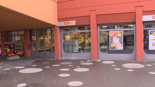 Coop-Räuber erbeutet in Oerlikon mehrere Tausend Franken