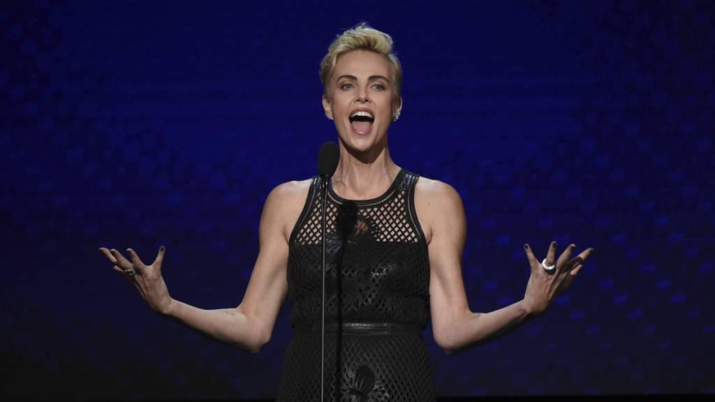 Charlize Theron mit wichtigem Hollywood-Preis ausgezeichnet