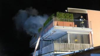 Brandursache war wahrscheinlich eine Sauna.