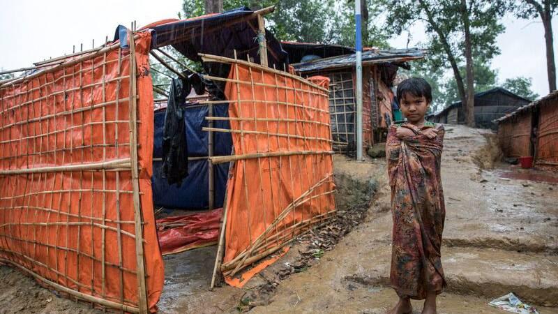 Spenden von über drei Millionen für Rohingya