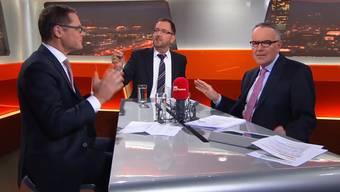 Selbstbestimmungsinitiative Roger Köppel Hans-Peter Portmann TalkTäglich