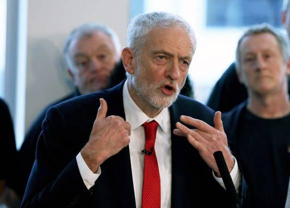 Jeremy Corbyn strebt Neuwahlen an, mit ungewissen Erfolgschancen.