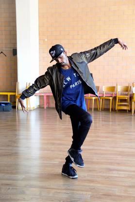 Er habe sich nie vorstellen können, etwas anderes zu werden als Tänzer, sagt Jathee Ramanathan.