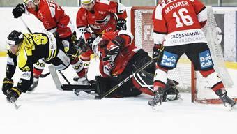 Der EHC Basel gewinnt gegen den EHC Burgdorf  und qualifiziert sich für den Swiss Ice Hockey Cup 2018/2019.