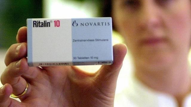 Ruhigsteller Ritalin ist hoch im Kurs (Symbolbild)