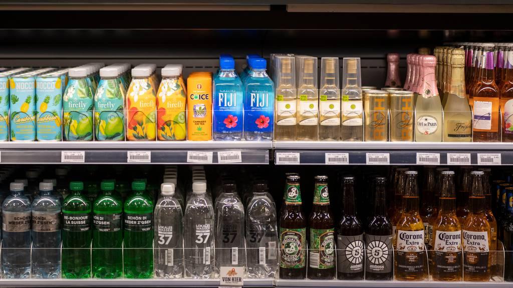 Schweizer Getränkebranche verzeichnet hohe Umsatzeinbusse