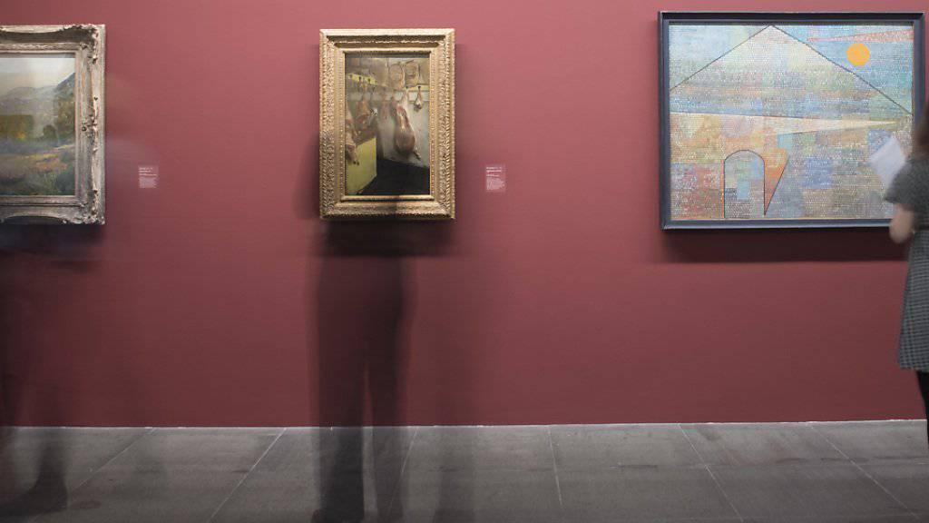 Das Kunstmuseum Bern zeigt in einer neuen Ausstellung Meister der Moderne und wirft anhand der Werke einen Blick in die Erwerbsgeschichte seiner Sammlung.