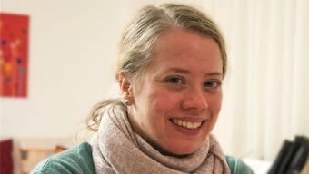 Saskia Engelmann hat bei den Vorbereitungen für das Taizé-Treffen viel zu tun.