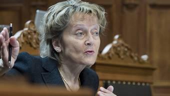Das Klima- und Energielenkungssystem (KELS) kam noch unter Eveline Widmer-Schlumpf zustande. Der Nationalrat hat es bachab geschickt.