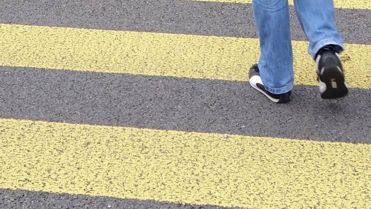 Der 11-jährige Schüler hat sich bei der Kollision verletzt.