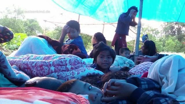 Aargauer Hilfe für Nepal