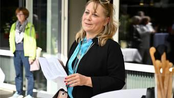Myriam Brotschi Aguiar. om