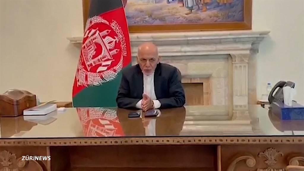 Afghanistan: Die Taliban erreichen die Hauptstadt Kabul