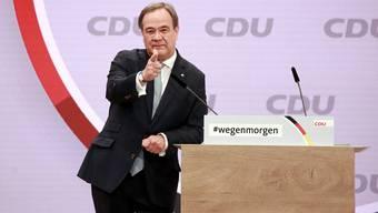 «Weiter so ist Kontinuität des Erfolgs» - Armin Laschet, der neue CDU-Chef - und bald auch der Nachfolger von Kanzlerin Angela Merkel?
