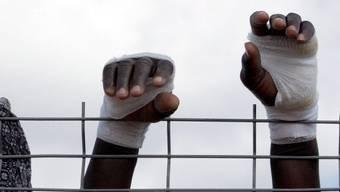 Endstation Zaun: Flüchtlingsdrama in Melilla (Archiv)