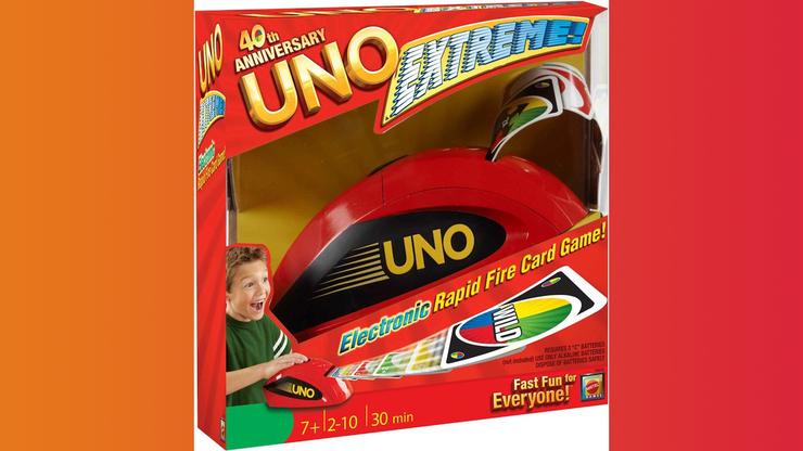 Wunsch-Nr. 44, Zahra, 11 Jahre, Mattel Games UNO Extreme, Digitec / Galaxus, CHF 41.90