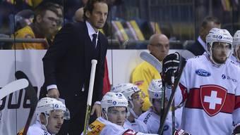 Die Schweizer Nationalmannschaft kassierte am Deutschland Cup zum Abschluss gegen Russland die erste Niederlage