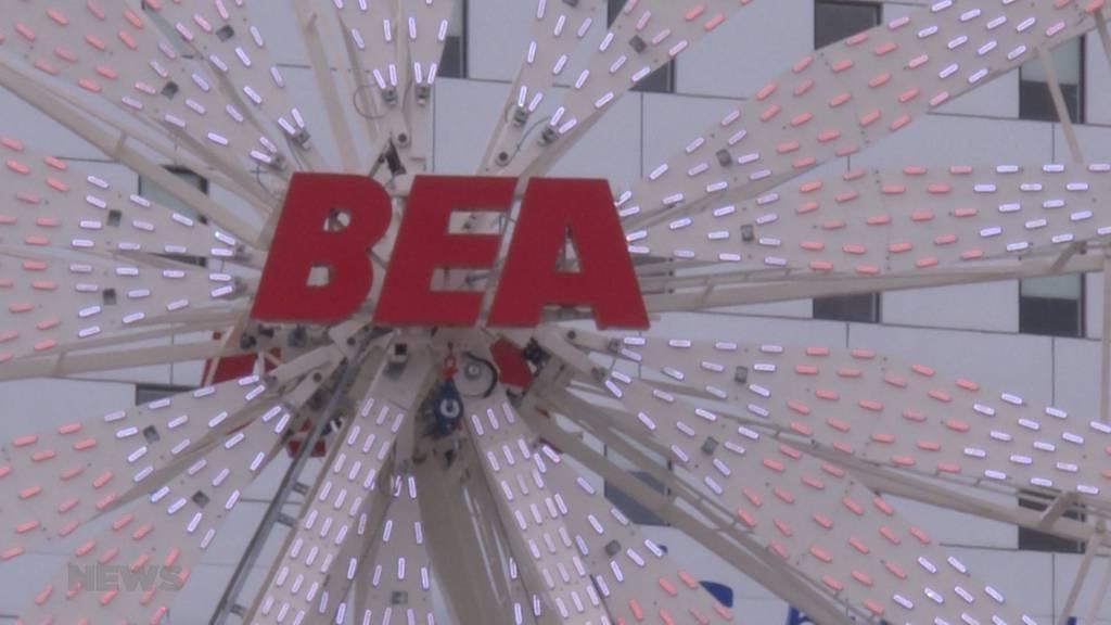 BEA zieht trotz Besucherrückgang ein positives Fazit