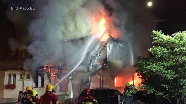 Brand Röthenbach: Polizei geht von menschlichem Verschulden aus
