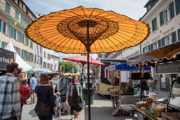 Impressionen vom Streetfoot-Festival Olten