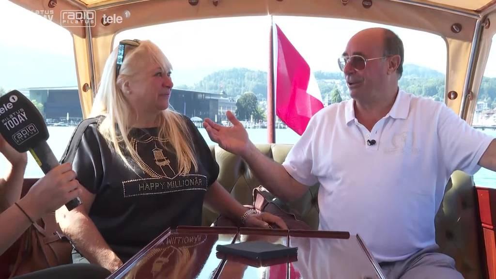 Zu Besuch bei den schrillen Luzerner Millionären