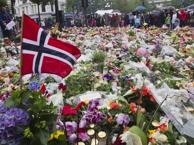 Maria Mena - Mitt lille land (Song zu Anschlägen in Norwegen)