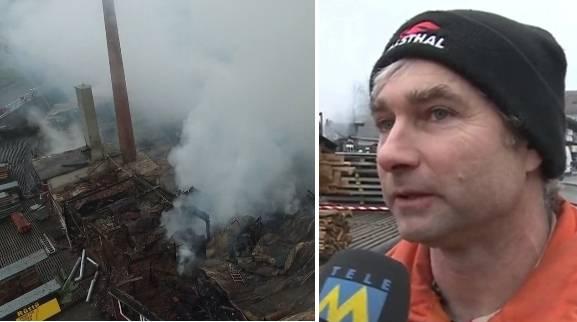 Sondersendung zum Grossbrand in Balsthal