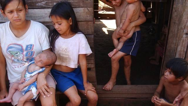 Kinder in der argentinischen Provinz Misiones