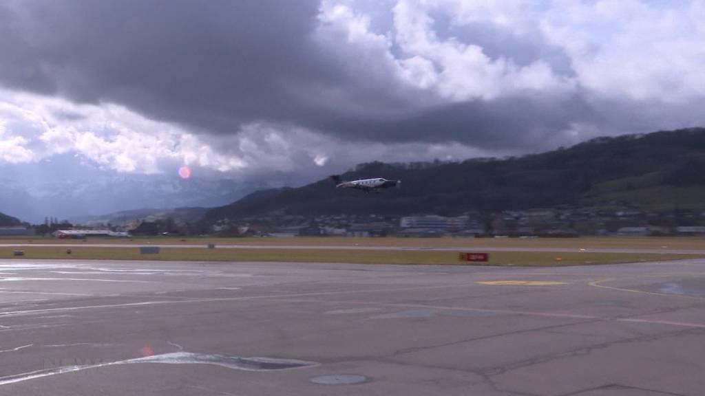 Flughafen Bern: Wie gefährlich sind Flüge bei diesem Wetter?