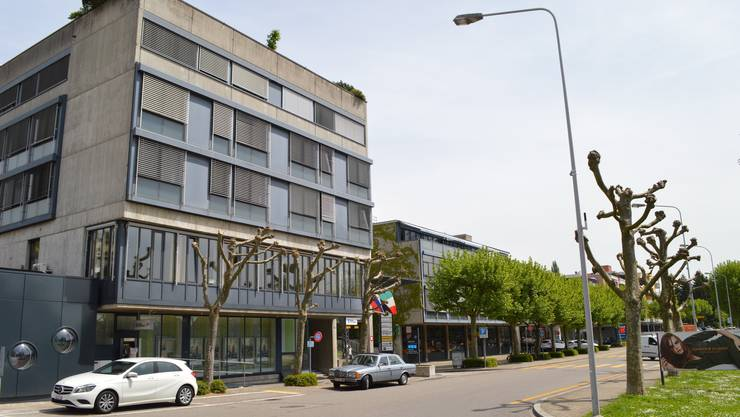 Zentrum Geroldswil