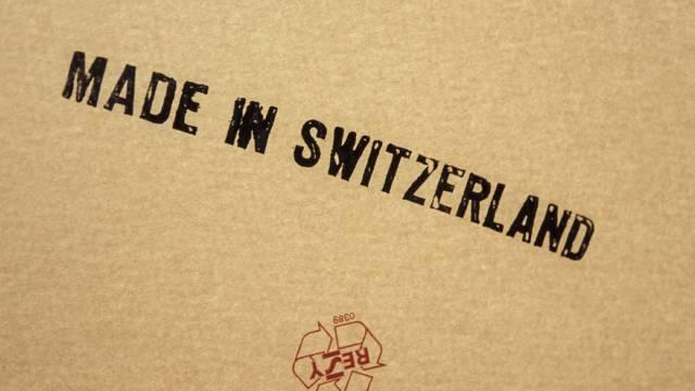 Die Schweizer Verpackungsindustrie ist 2012 geschrumpft