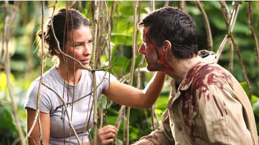 In Lost geht es ums nackte Überleben und um viele Rätsel.