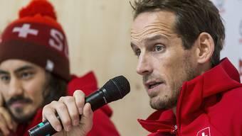 Für das Team von Patrick Fischer beginnt am Donnerstag das olympische Eishockey-Turnier
