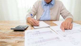•Der Regierungsrat fordert unter anderem eine Präzisierung bei der Berechnung der Vermögensschwelle. (Symbolbild)