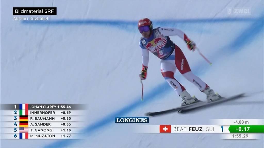Schweizer Skifahrer triumphieren