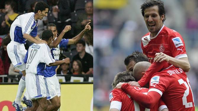 GC spielt am Dienstag gegen Fortuna Düsseldorf.
