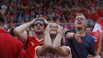 Public Viewing in Solothurn: Geteiltes Leid ist nur halbes Leid
