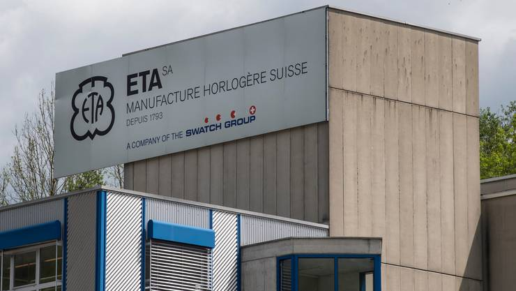 Der Streit um die dominante Stellung der ETA in der Produktion und im Verkauf mechanischer Uhrwerke schwelt seit Jahren.