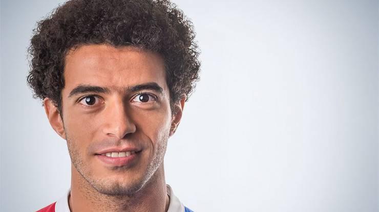 Omar Gaber.