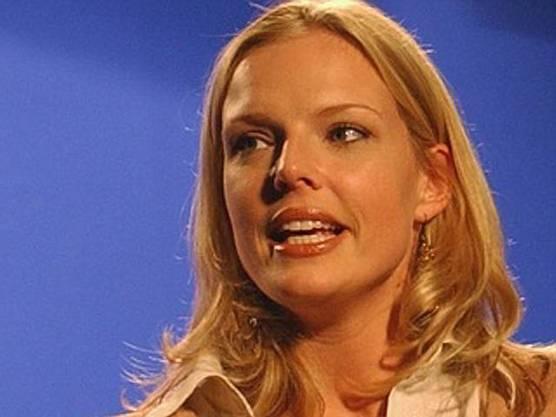 Wird zum ersten Mal Mutter: Ex-Miss-Schweiz Stéphanie Berger (Archiv)