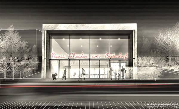 Die Gemeinde Dornach erteilte im Juni 2013 die Baubewilligung für das mit rund 4 Millionen Franken veranschlagte Neubauprojekt am Bahnhof Dornach-Arlesheim.