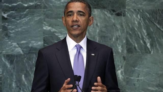US-Präsident Barack Obama spricht vor der UNO-Vollversammlung