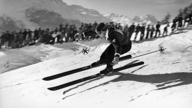 Soll die Schweiz nach 1928 und 1948 in St. Moritz zum dritten Mal Olympische Winterspiele austragen? Interessenten gibt es genug. Foto: Keystone